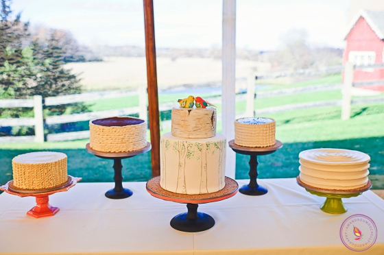 custom cakes, Sweet Heather Anne