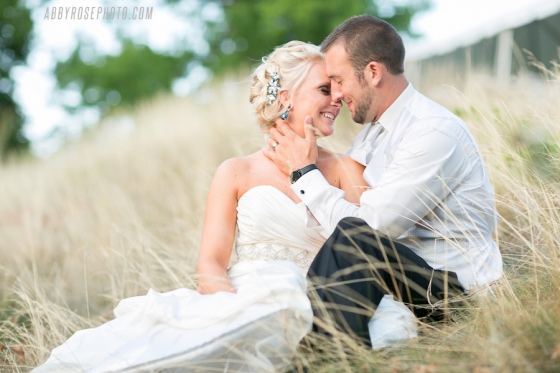 Metro Detroit Wedding, Sweet Heather Anne