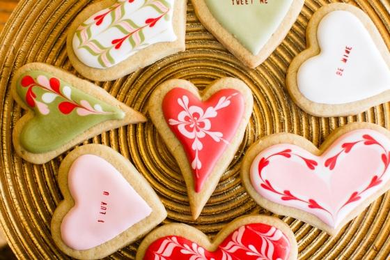 Ann Arbor, Valentine's Day, Cookie Class