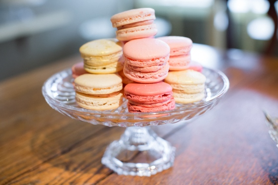 French macarons, Ann Arbor