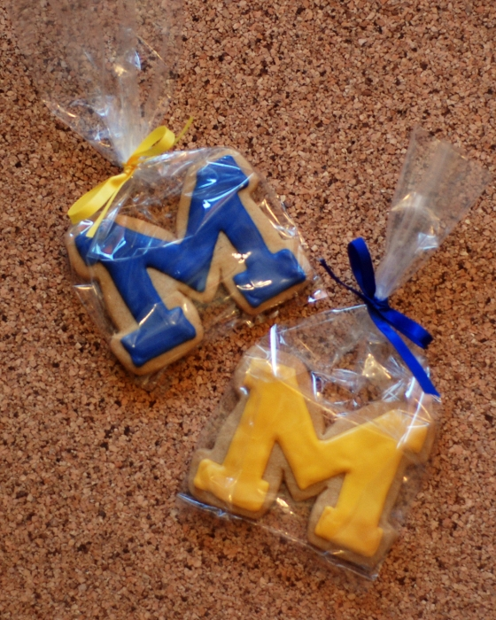 University of Michigan, Desserts
