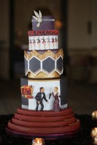Rockette80th Full Cake