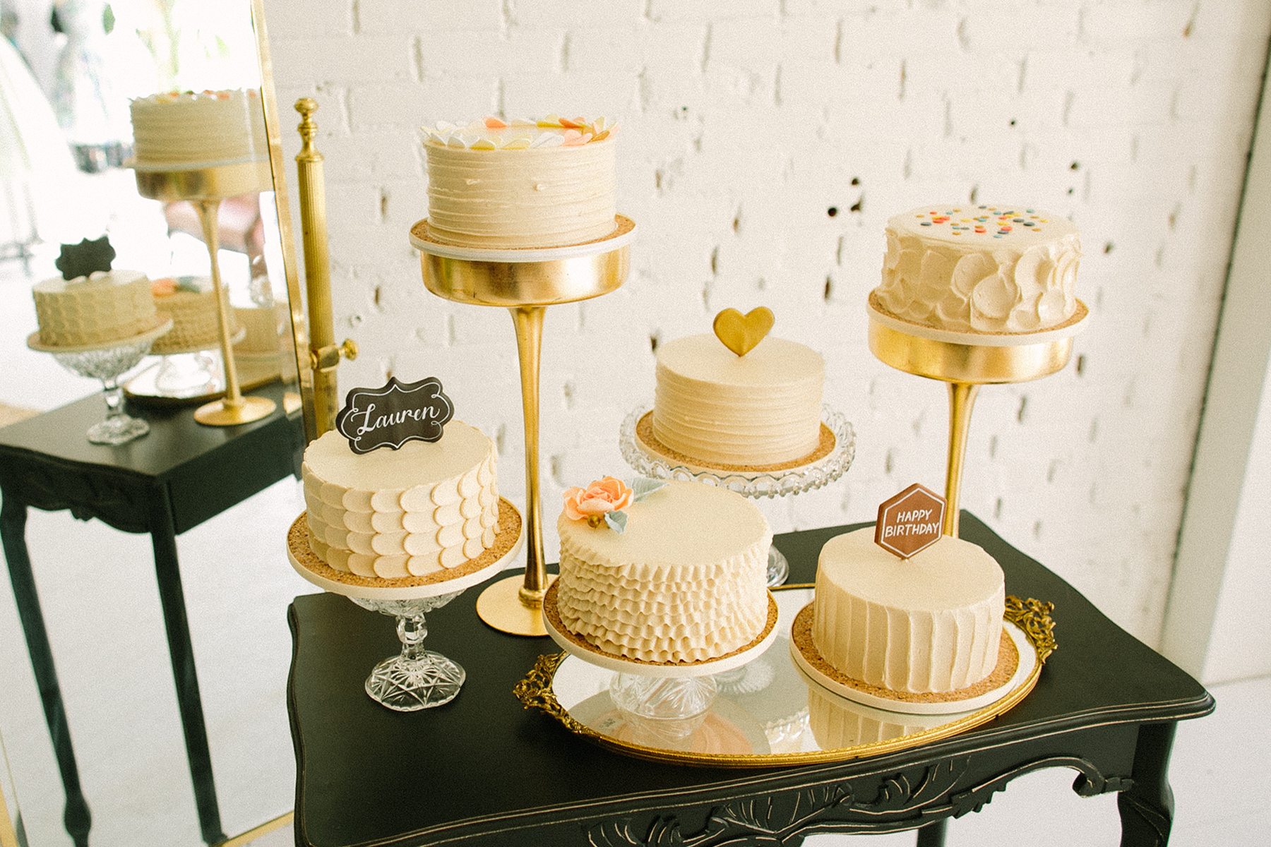 wedding cakes | Sweet Heather Anne
